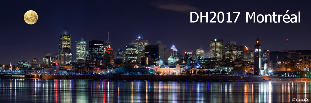 Digital Humanities 2017 Montreal Canada Landscape photo of Montreal